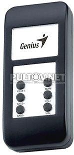 SW-5.1 1010 пульт для компьютерной акустики Genius