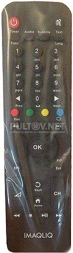 IMAQLIQ G-Box пульт для приставки IP-TV телевидения InterZet
