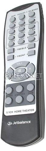 JB-631 пульт для акустической системы