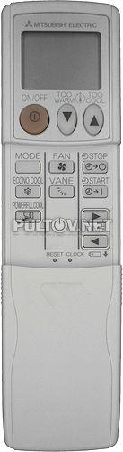 ELECTRIC KM12A пульт для кондиционера Mitsubishi Electric MS-GF20VA и других