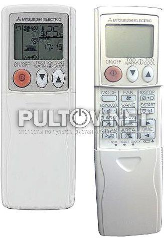 ELECTRIC KM08A, KM09D пульт для кондиционера Mitsubishi Electric MSZ-FD25VA и других