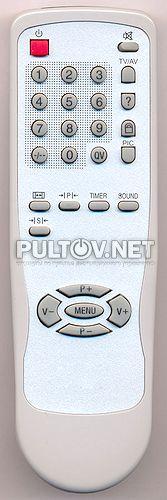 CT1464, CT2164FS пульт для телевизора (M-105)