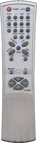 RMB1X пульт для телевизора Sanyo CL29FB01