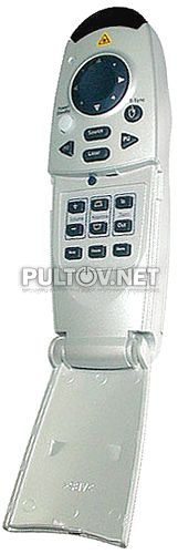 RoverLight Aurora DX1600 пульт для проектора