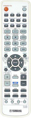 WD25590, WD25600, WD255900, WD256000 пульт для AV-ресивера Yamaha RX-SL80