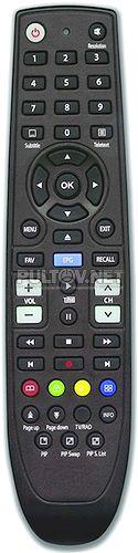 LIGHT, OPENBOX S4 HD PVR , Galaxy Innovations GI S8580 пульт для спутникового ресивера