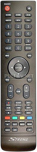 SRT32HX4003 пульт для телевизора Strong