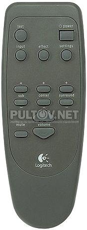z-680, z680 пульт для акустики Logitech