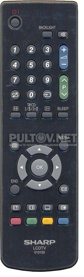 010150 пульт для телевизора