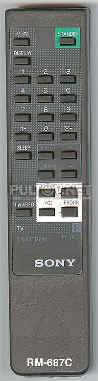 SONY RM-687C пульт для