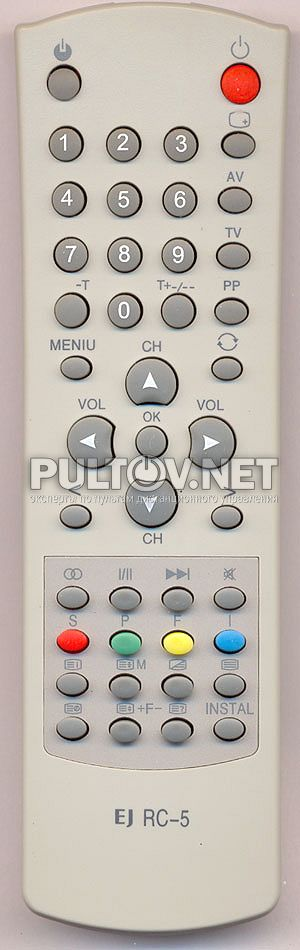 POLAR RC-5 [TV]неоригинальный