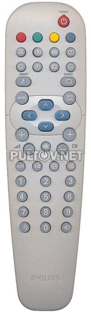 PHILIPS RC19042001/01 (RCLA014) оригинальный пульт для телевизора PHILIPS 29PT5307/60S и других.
