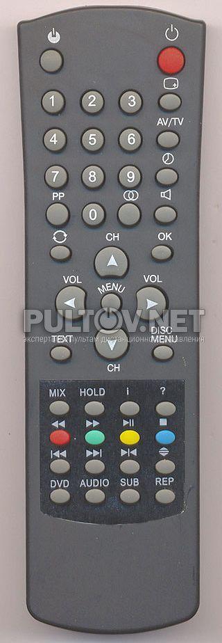 POLAR SF-072 пульт для