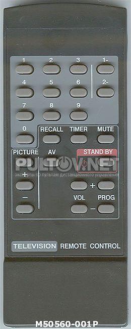 ELEKTA телевизор CTR-1498EMK.