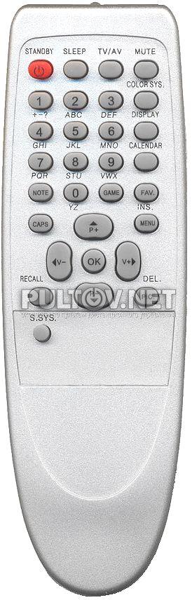 Купить Philips Пульт ДУ Philips SRP4 4 4 в 1 (6481