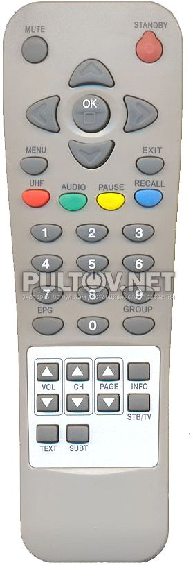 далее.  Openbox F-100/X-600,620 (260р) OPENBOX пульт для F100, X600 , X620 Эт.