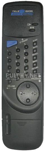 Пульт управления для PHILIPS BDP21 / BDP21 5