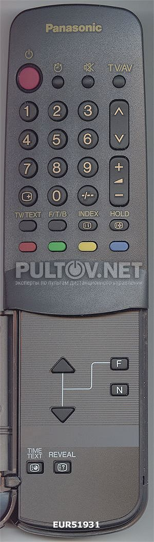 PANASONIC EUR51931