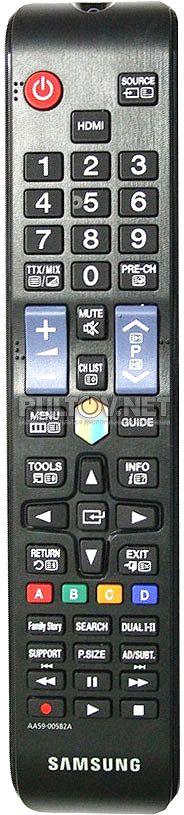 Пульт телевизора samsung схема 523