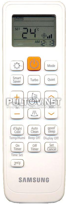 инструкция к кондиционеру самсунг пульт - фото 11