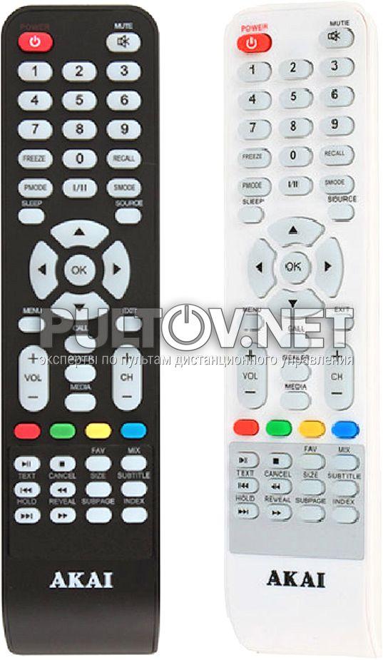 оригинальный пульт для телевизора AKAI LEA-32M12