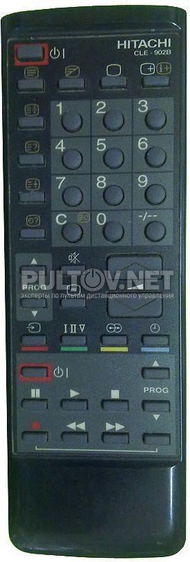 HITACHI CLE-902B пульт для