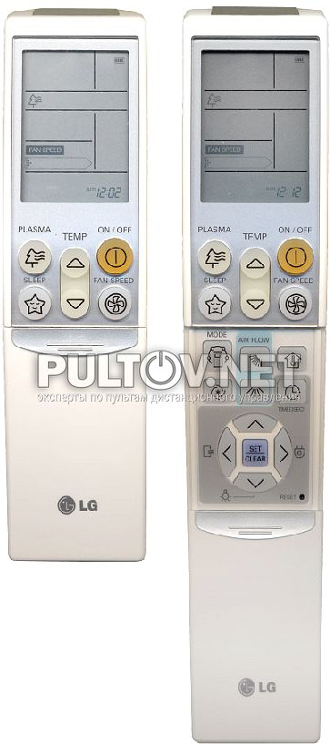 кондиционер Lg G07lh инструкция на пульт - фото 7