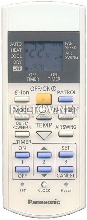 Panasonic a75c3186 инструкция