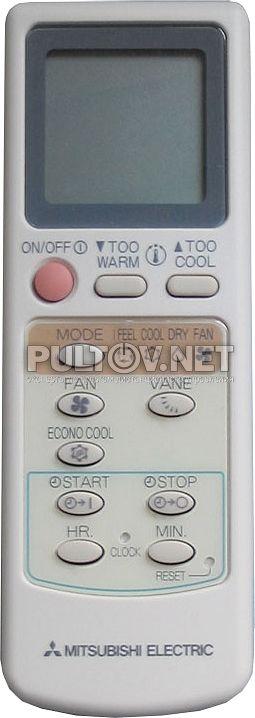 Пульт кондиционера mitsubishi electric