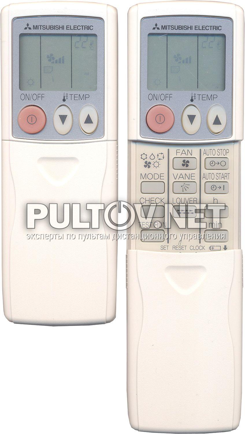 пульт для кондиционера mitsubishi rkw502a200a инструкция