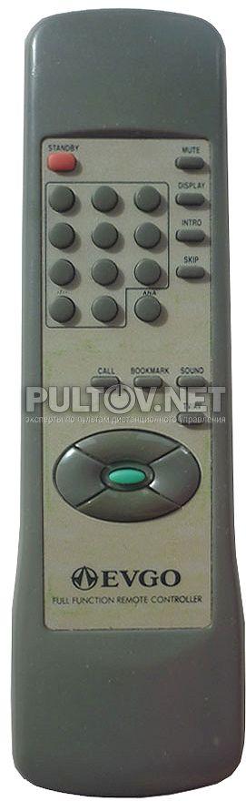 EVGO ET-2975 пульт для