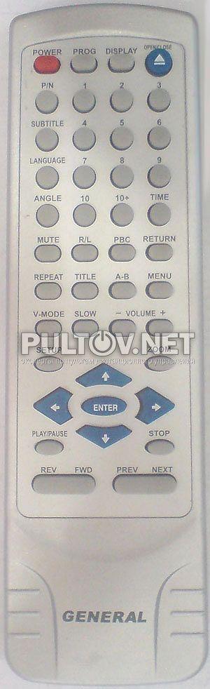 GENERAL JX-2008B пульт для
