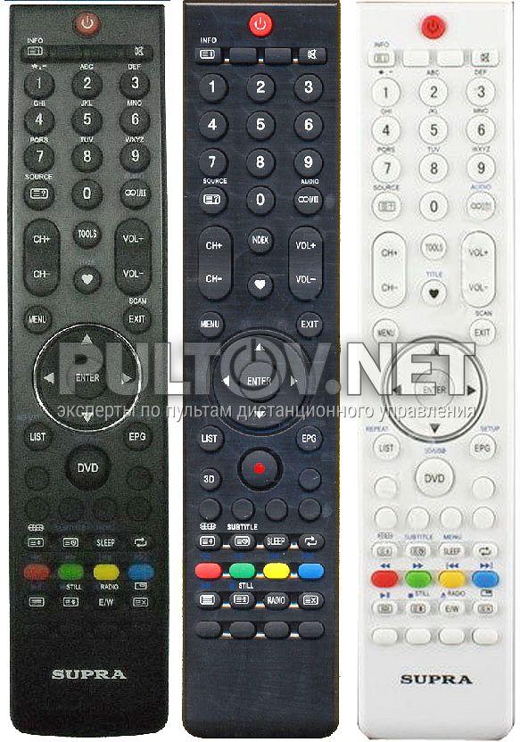 supra stv-lc1955wl, changhong hof-55d1 пульт для телевизора supra GB12