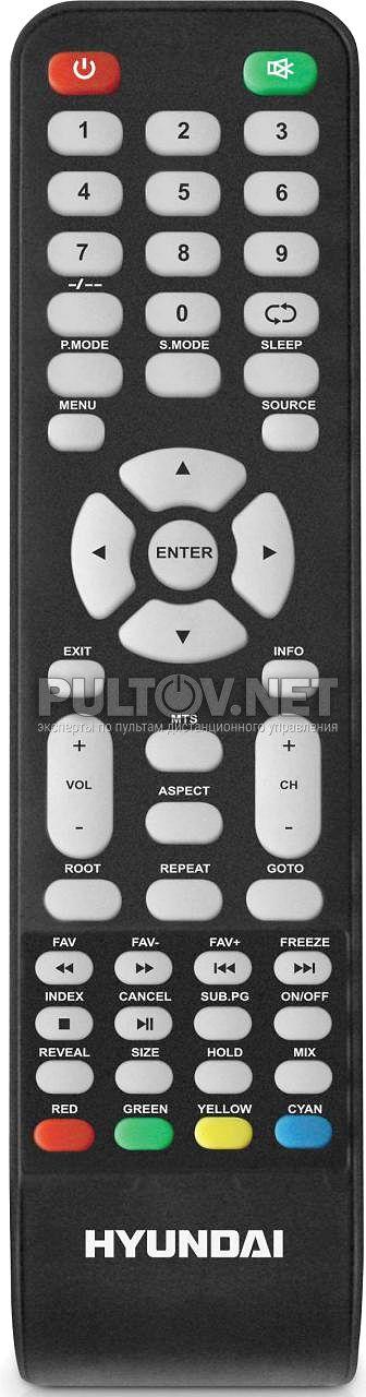 H-LED22V13 пульт для
