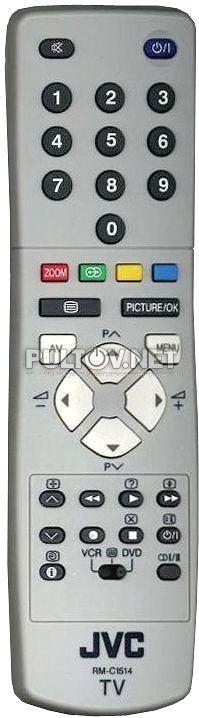 пульт для телевизора JVC
