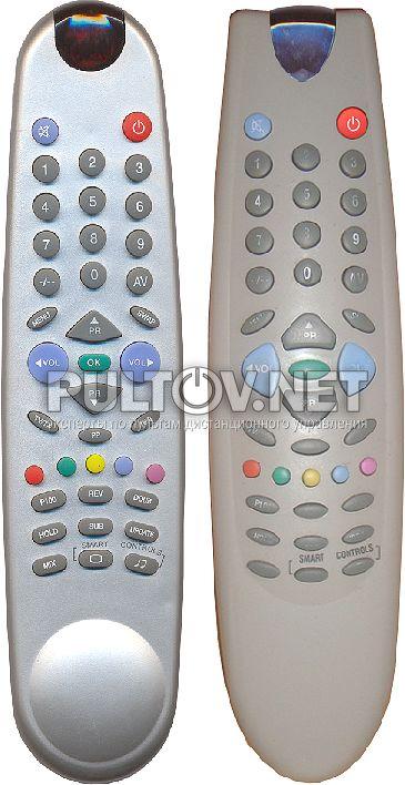 HORIZONT RC-7SZ206 , RC-6-7-5T, BEKO RC-7SZ206 пульт для телевизора HORIZONT и BEKO.