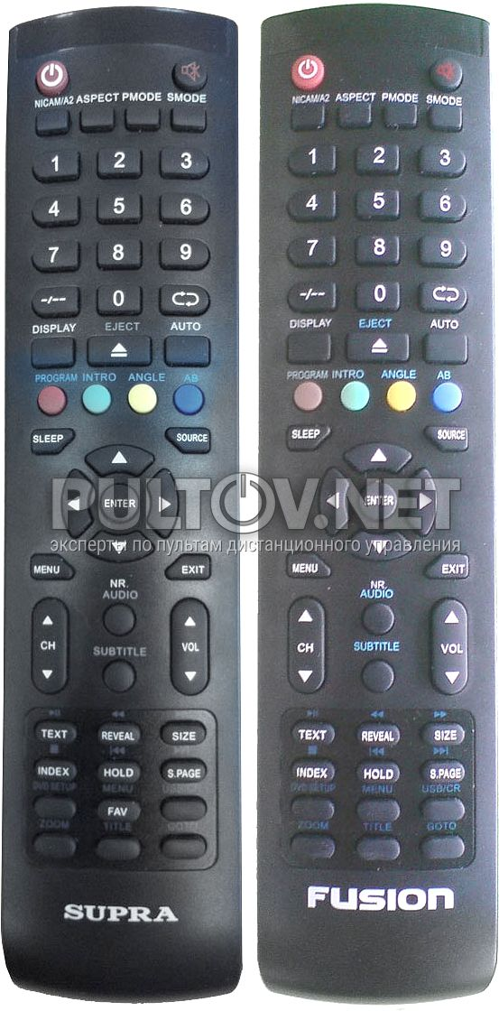 supra stv-lc2277fld , fusion y-72c2 пульт для телевизора supra со ZA96