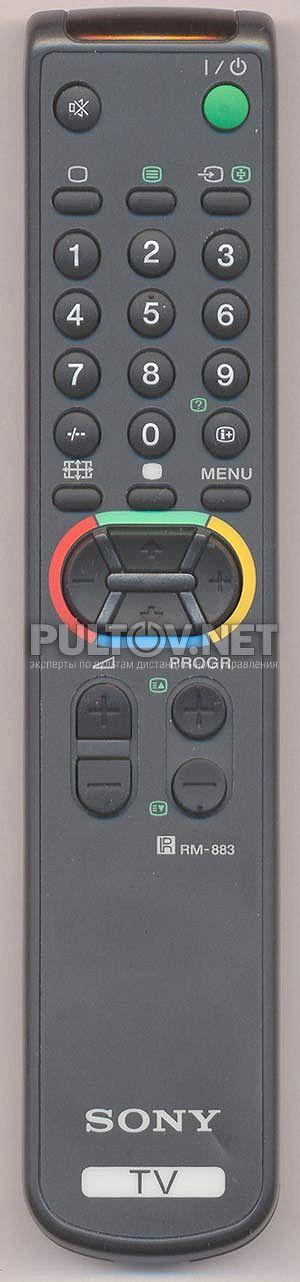 SONY RM-883 пульт для