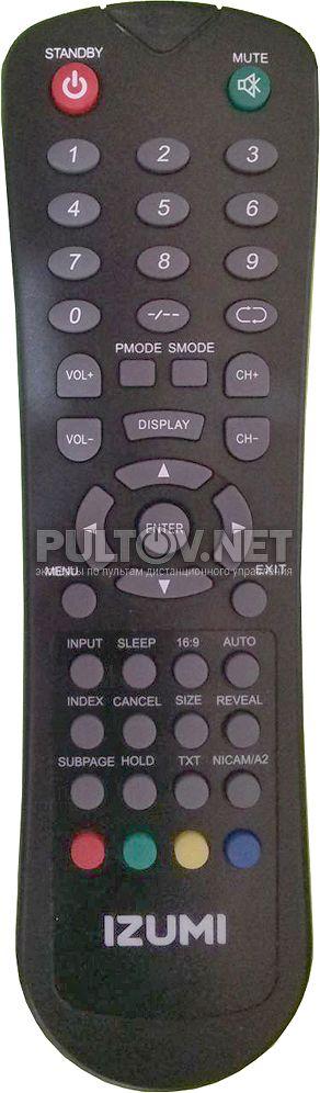 пульт для телевизора POLAR