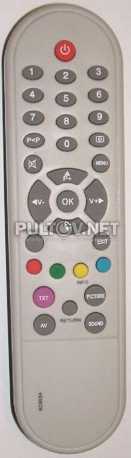 CAMERON RC903A пульт для