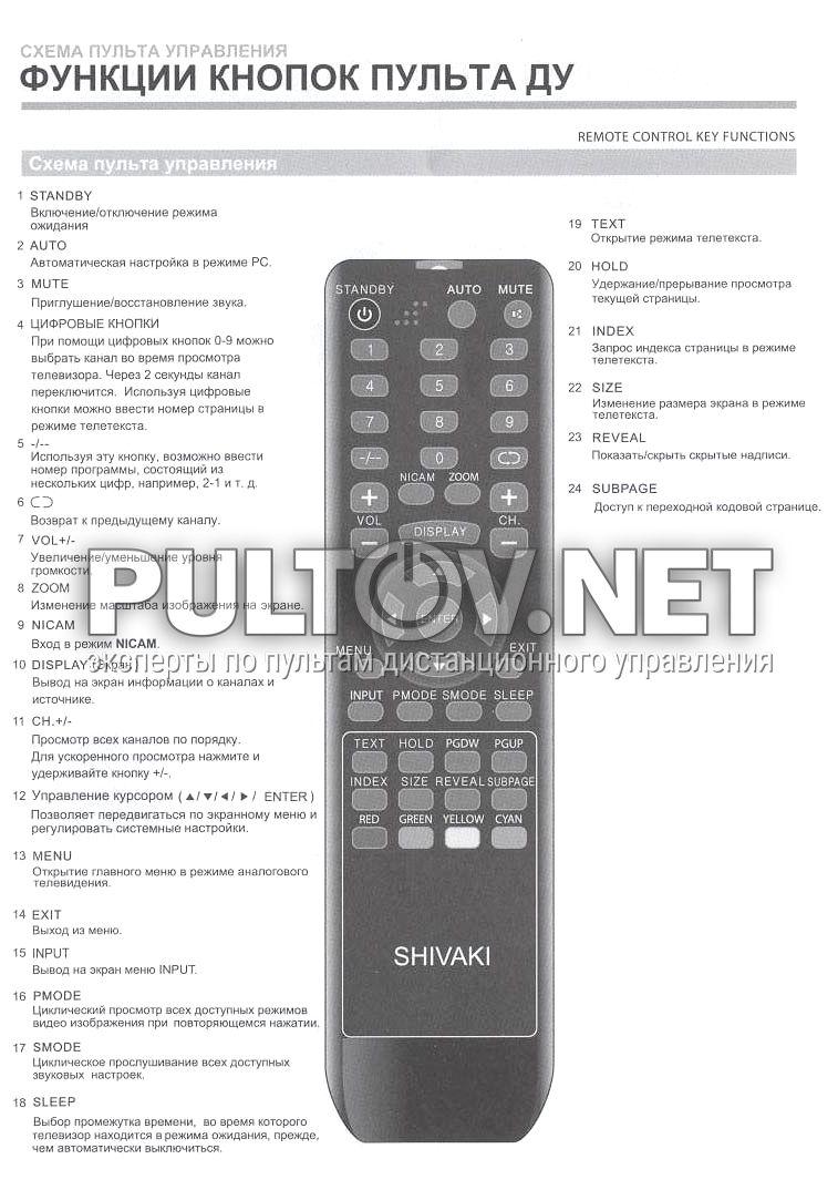 схема телевизора supra stv-lc2222w - Рабочие схемы для Вас.